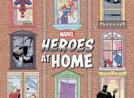 Upcoming Comics Spotlight: Superheroes