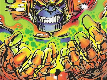 Comic Card Art Spotlight: Ron Lim