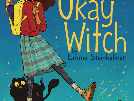 Reading Pile: The Okay Witch GN