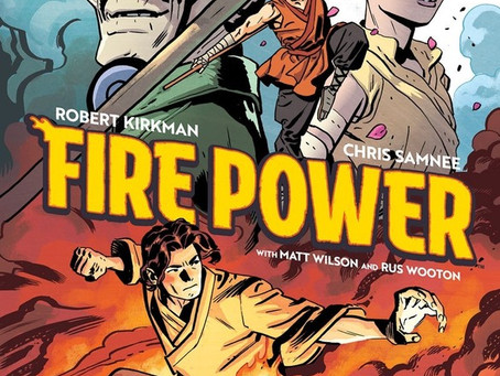 Review: Fire Power Vol 1: Prelude & FCBD #1