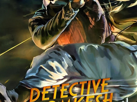 Working Through The Queue: Detective Byomkesh Bakshy! (2015)