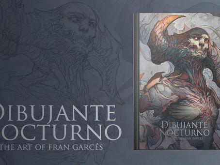 Review: Dibujante Nocturno: The Art of Fran Garcés