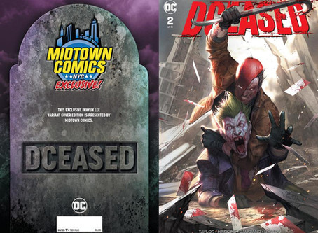 The Strange Business of Variant Covers: Pt 3- Store Exclusives