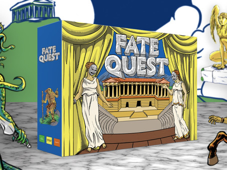 Crowdfunding Worth Your Time & Money: Fate Quest