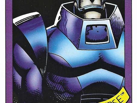 Comic Card Art Spotlight: Arthur Adams