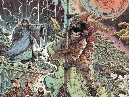 Upcoming Comics Spotlight: Action/Adventure