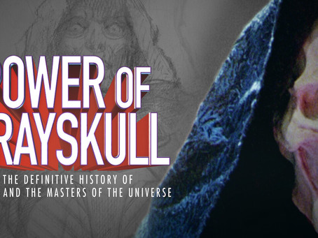 Working Through The Queue: Power of Grayskull: The Definitive History of He-Man (2017)