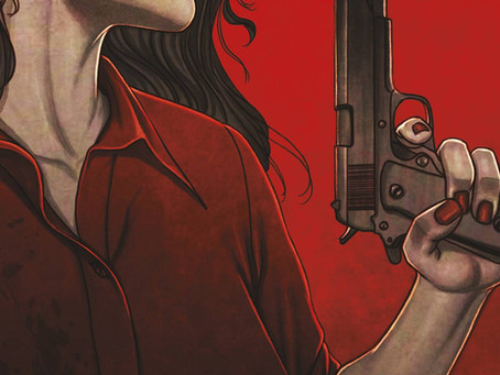 Upcoming Comics Spotlight: Crime/Suspense