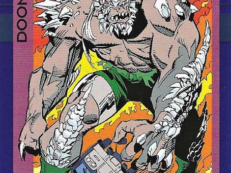 Comic Card Art Spotlight: Jon Bogdanove