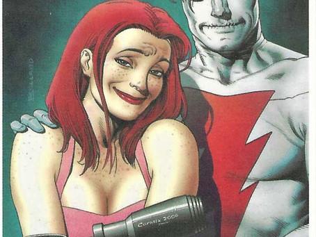 Comic Card Art Spotlight: Brian Bolland