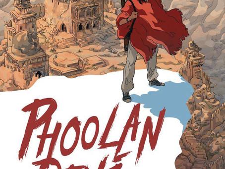 Review: Phoolan Devi, Rebel Queen GN HC