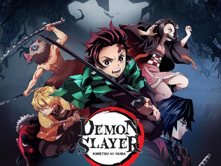 Review: Demon Slayer: Kimetsu no Yaiba Season 1 (2019)