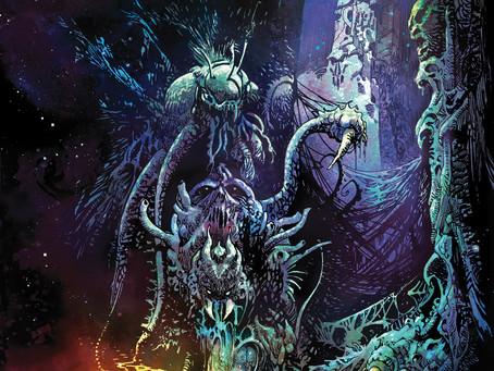 Reading Pile: Lovecraft: The Myth of Cthulhu HC