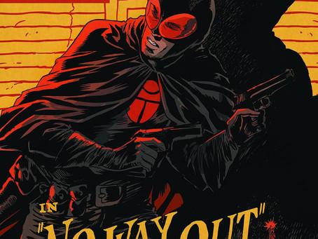 Reading Pile: Black Beetle Vol 1: No Way Out HC