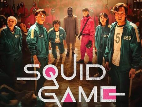 Working Through The Queue: Squid Game (2021)