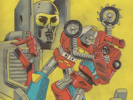 Reading Pile: Go-Bots TPB