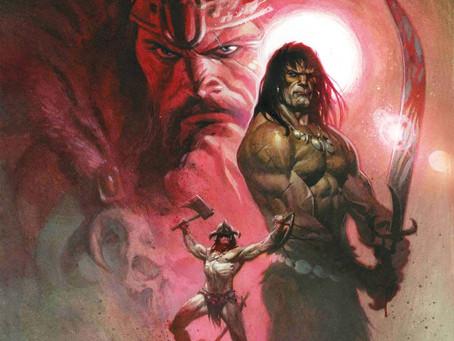 Upcoming Comics Spotlight: Fantasy