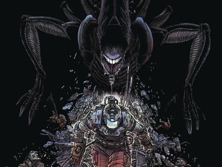 Review: Aliens Dead Orbit HC