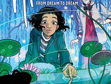 Reading Pile: Alice: From Dream To Dream OGN