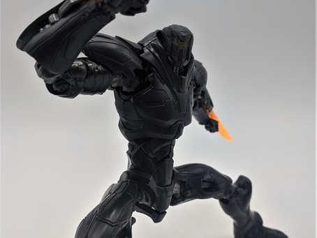 Weekly Robot- Pacific Rim Uprising: Obsidian Fury - Tamashii Nations Robot Spirits