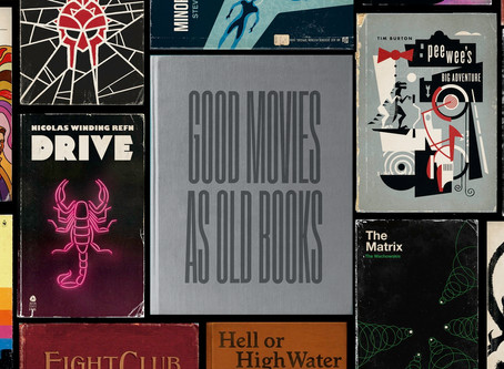 Review: Good Movies As Old Books HC