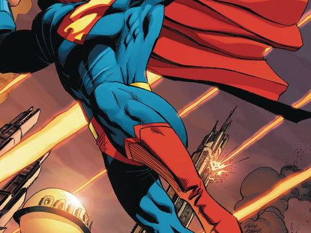 Review- Superman: Up In The Sky HC