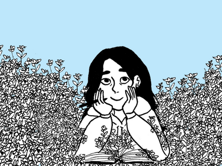 Crowdfunding Worth Your Time & Money- Kokoro: A Graphic Memoir
