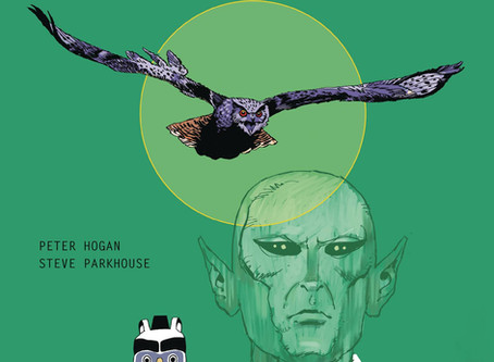 Upcoming Comics Spotlight: Crime & Fantasy