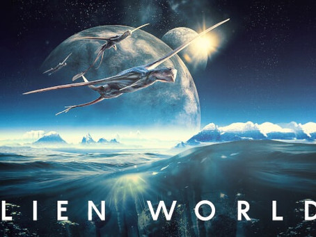 Review: Alien Worlds Season 1 (2020)