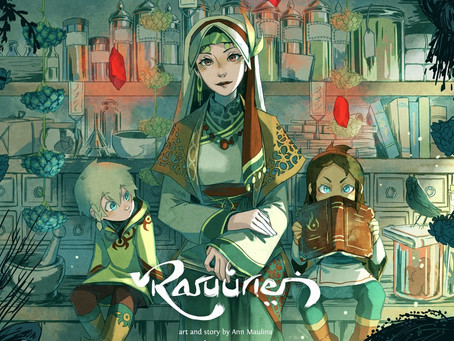 Review: Raruurien