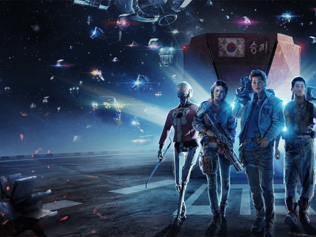Review: Space Sweepers (2021)