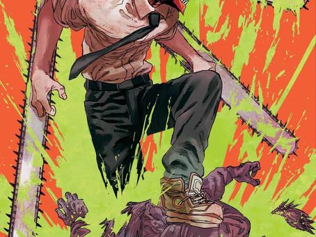Reading Pile: Chainsaw Man Vol 1