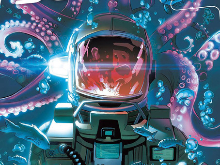 Upcoming Comics Spotlight: Sci-Fi