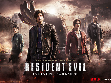 Working Through The Queue: Resident Evil: Infinite Darkness (2021)