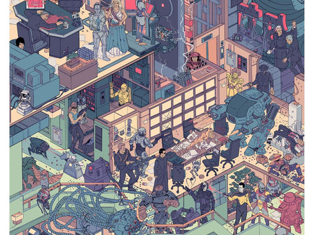 Featured Artist: Laurie Greasley