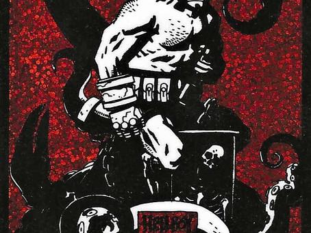 Comic Card Art Spotlight: Mike Mignola