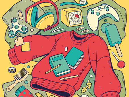 Reading Pile: Sensory: Life On The Spectrum HC