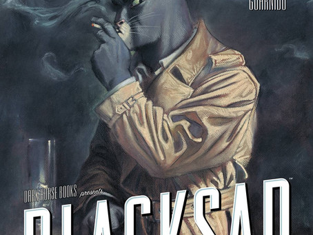 Reviews: Blacksad Collected Stories & Fire In His Fingertips Vol 1