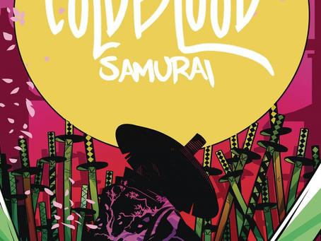 Reading Pile: Cold Blood Samurai TP