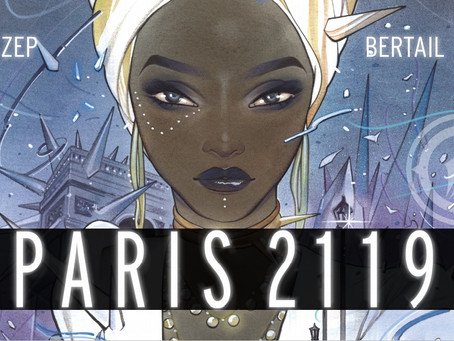 Review: Paris 2119 HC