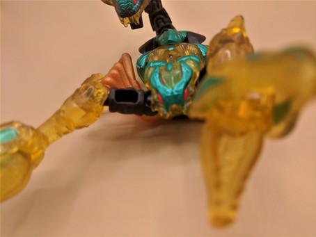 Weekly Robot- Beast Wars Quickstrike (Basic Fuzor, 1998)