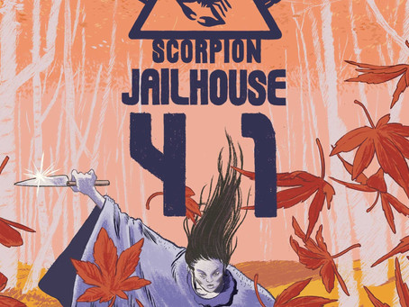 Review: Female Prisoner Scorpion: Jailhouse 41