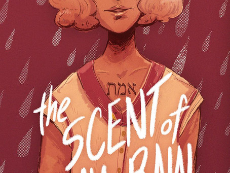 Reading Pile: The Scent of May Rain GN
