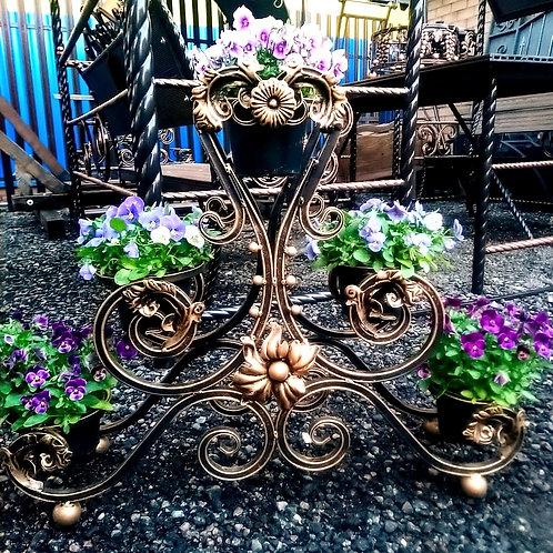 Подставка для цветов (5 колец)
