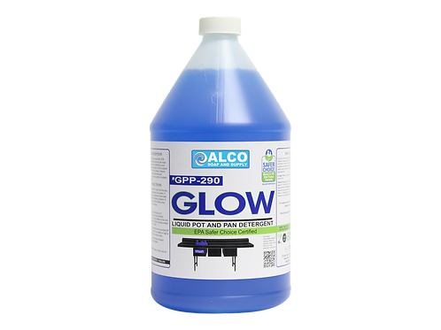 Glow Liquid Pot and Pan Detergent