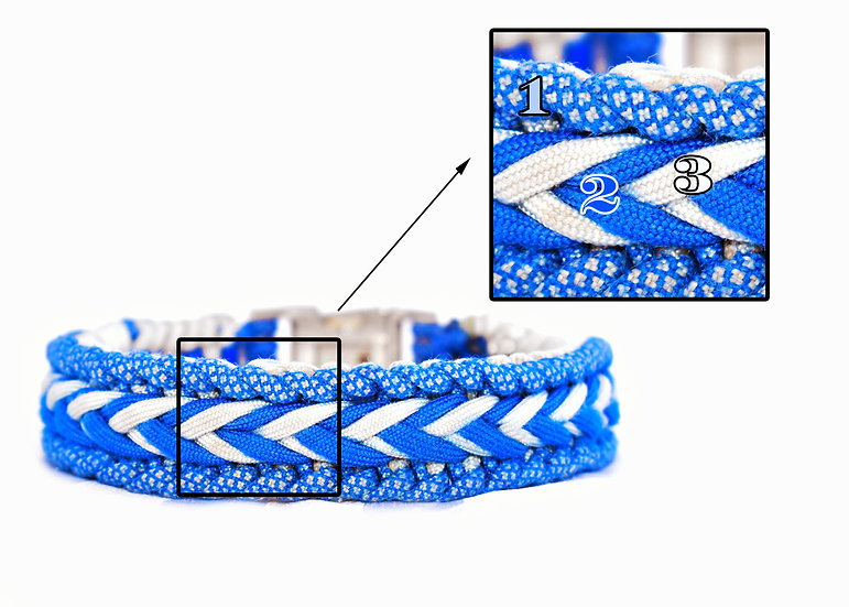 Design your own 'Crossover' Collar for your dog