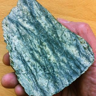 Serpentinite Piece