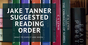 Jake Tanner Suggested Reading Order