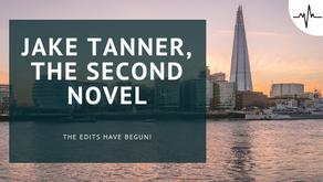The Next Jake Tanner novel... Jake Tanner 2.0