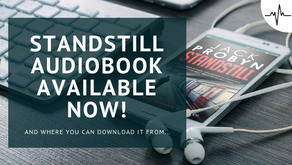 Standstill Audiobook Available Now!